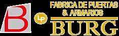Puertas Burg – Fabrica de Puertas y Armarios en Siero Logo